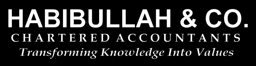 Habibullah & Co. Chartered Accountants