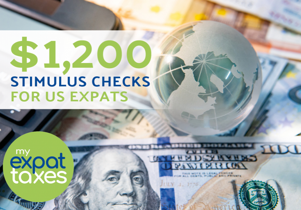 Stimulus Payments for US Expats