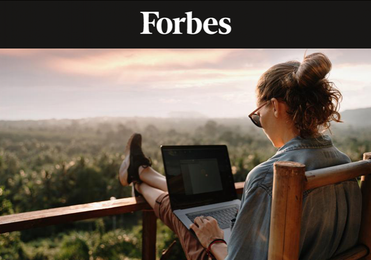 Forbes | If You Dream Of Being A Digital Nomad, Take These 5 Financial Steps