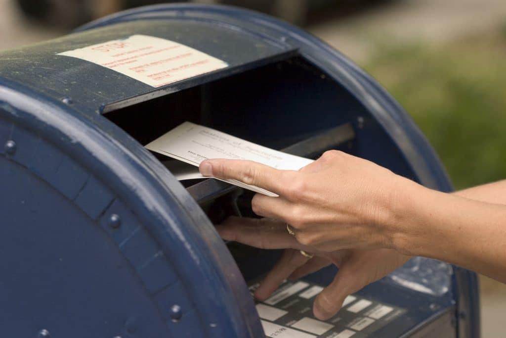 Send US Tax Return from Abroad